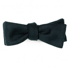 Hunter Green Bow Tie