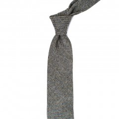 Multi-colored Wool Tie